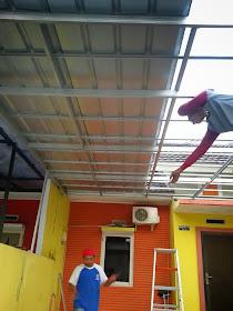 Kanopi Baja Ringan Bekasi Utara Bandung 081394632893