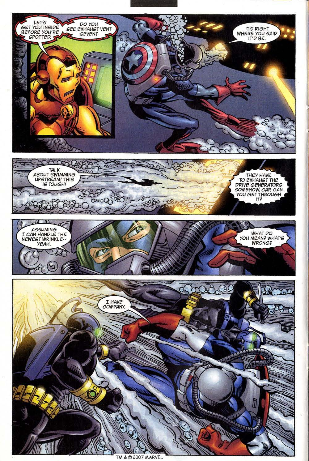 Captain America (1998) Issue #46 #53 - English 12