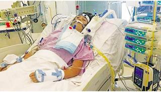 Άγγελος έσωσε τη ζωή 14χρονης που ήταν σε κώμα για εβδομάδες