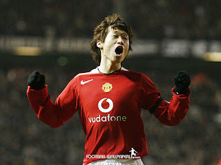 Former Manchester United player Park Ji-Sung