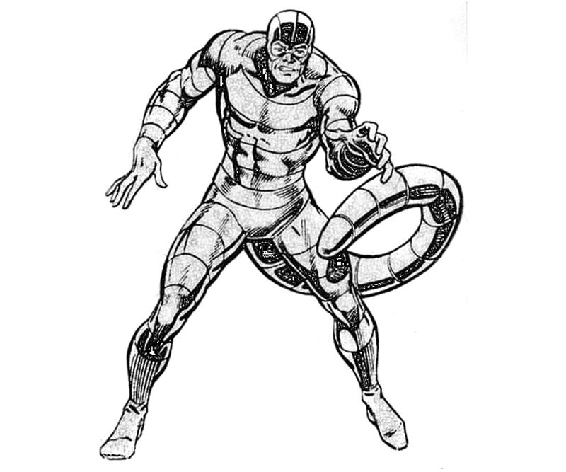 The amazing spider man scorpion ready yumiko fujiwara for Amazing spiderman coloring pages