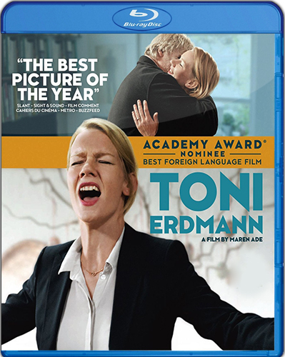 Toni Erdmann [2016] [BD25] [Español]