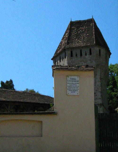 Sighişoara - Turnul cositorarilor - blog FOTO-IDEEA