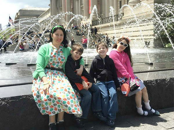 Mother's Day at The Met