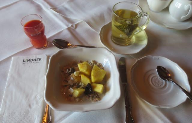 Lindner Parkhotel & Spa - Frühstück