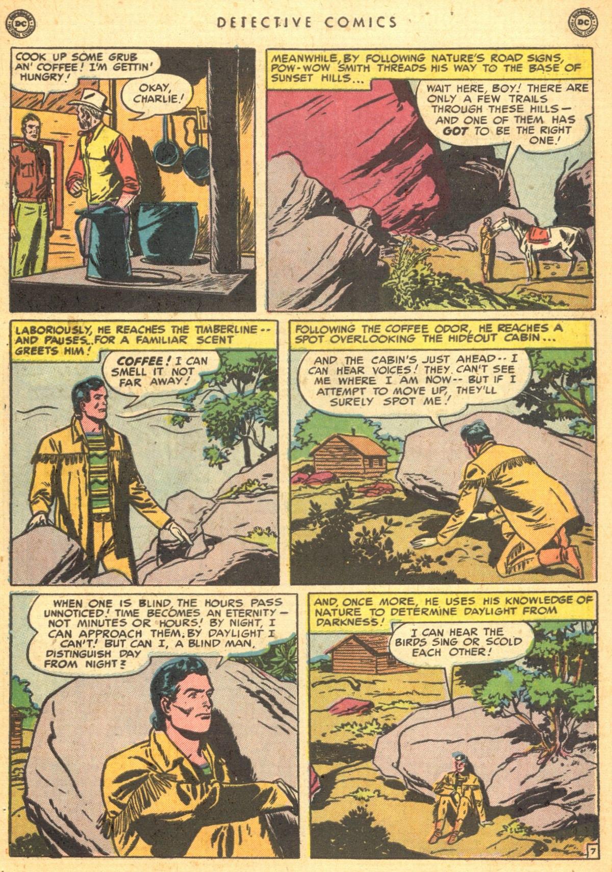 Read online Detective Comics (1937) comic -  Issue #170 - 45