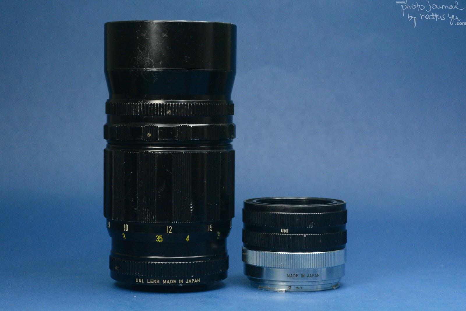 Sankyo Kohki KOMURA 200mm f/3.5