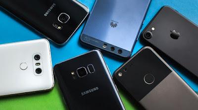 Inilah Daftar Smartphone Android Paling Laris dan Dicari 2019