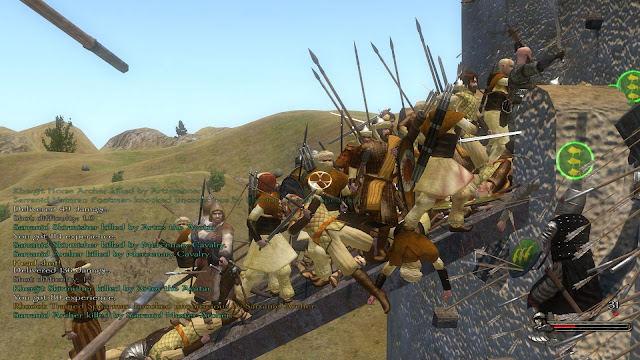 Mount and Blade Warband PC Download Full Version Screenshot 1