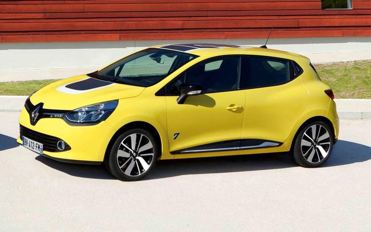 Novo Renault Clio 2014 consumo