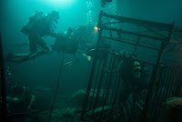 47 Meters Down Mandy Moore and Claire Holt Set Photo 2 (21)