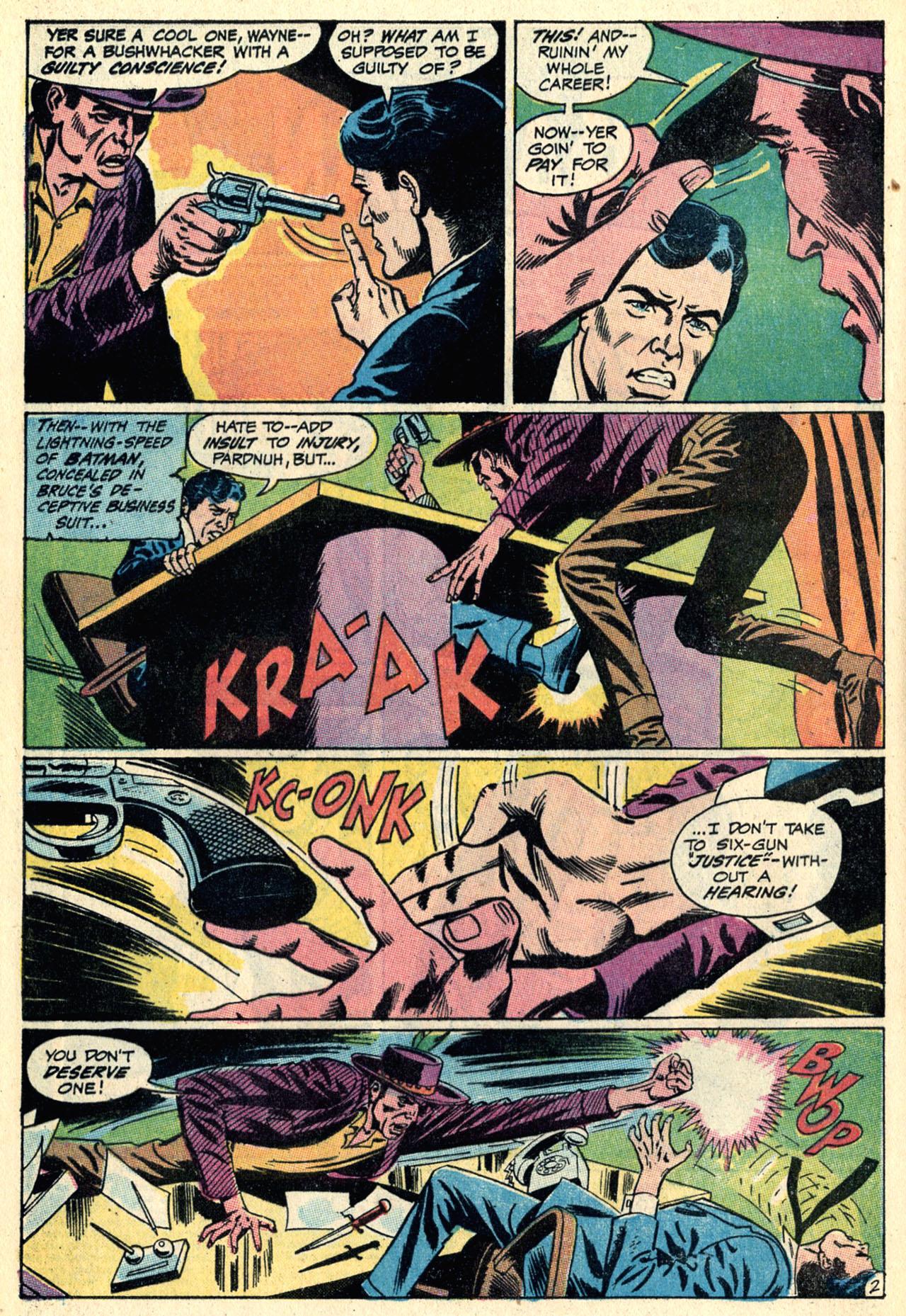Detective Comics (1937) 394 Page 3