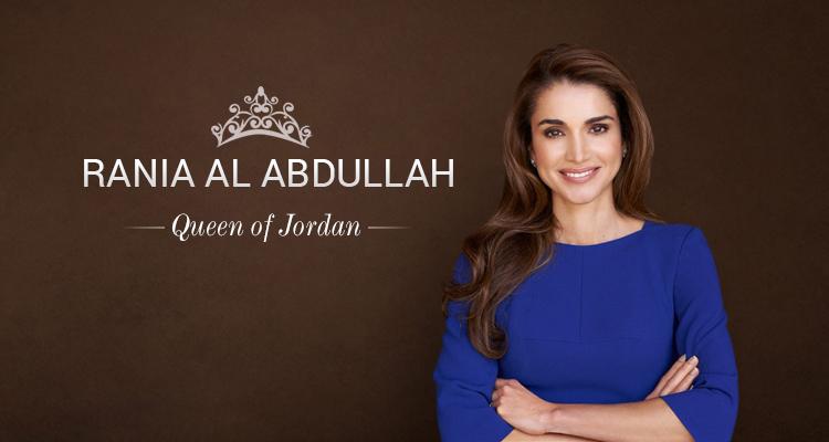 The life of jordans queen rania al abdullah