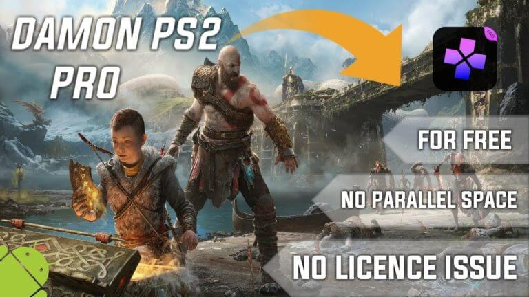 Damon PS2 Pro Apk v2 5 Download For Android