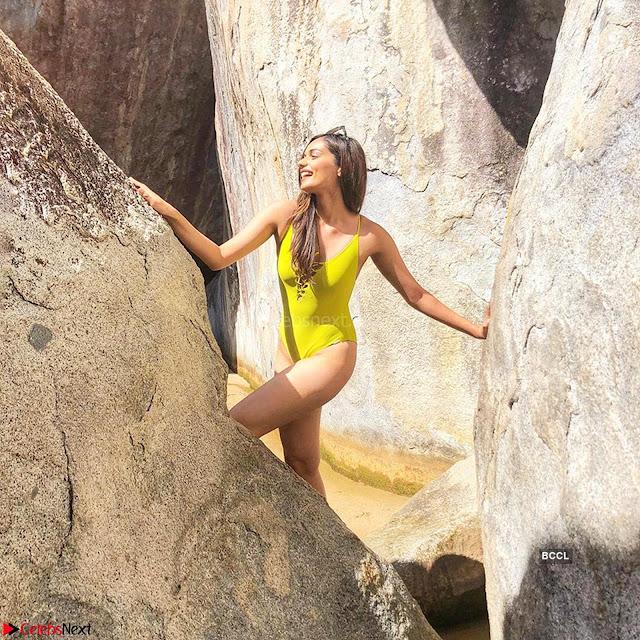 Manushi Chillar Miss World 2018  in Bikini ~  Exclusive Galleries 001.jpg