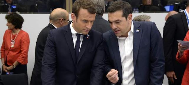 Handelsblatt: Η πρόταση της Γαλλίας για το ελληνικό χρέος - Σκεπτικισμός από τη Γερμανία