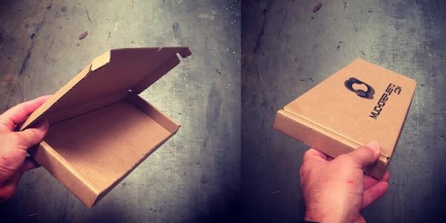 cajas para envios de teclados
