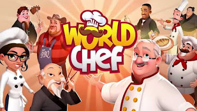 World Chef  Mod Apk Download Unlimited Gems