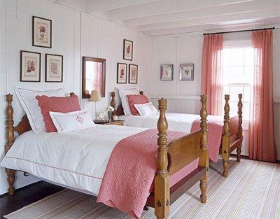 30 Ideias de decoração para quarto de gêmeas ou  irmãs com idades diferentes