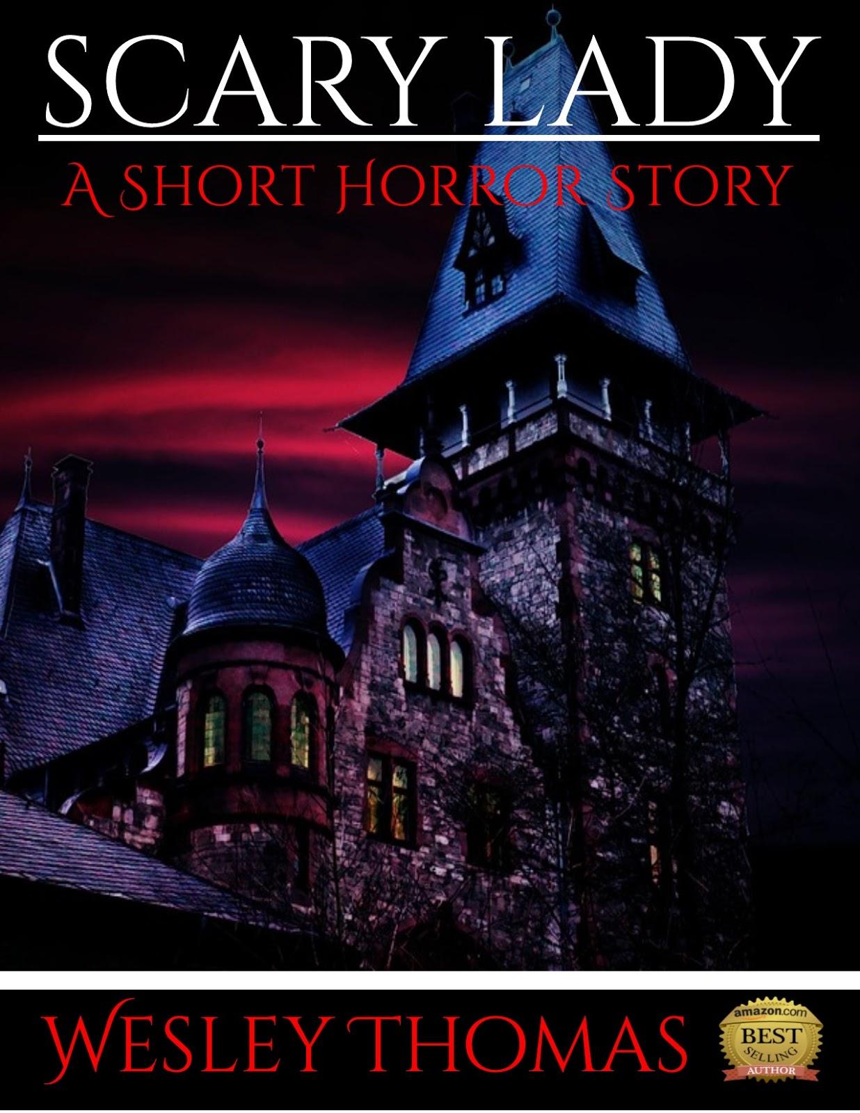Scary Lady' Short Horror Story | Short Horror Stories