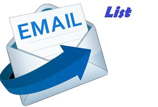 List Email Sebagai Cara Mencari Pelanggan