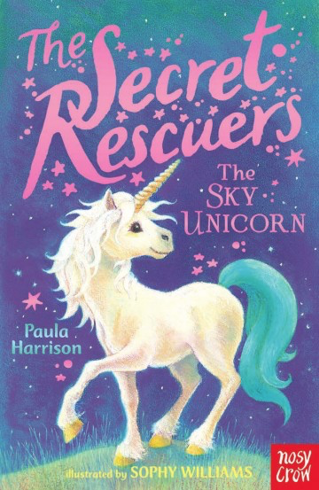 The Secret Rescuers by Paula Harrison