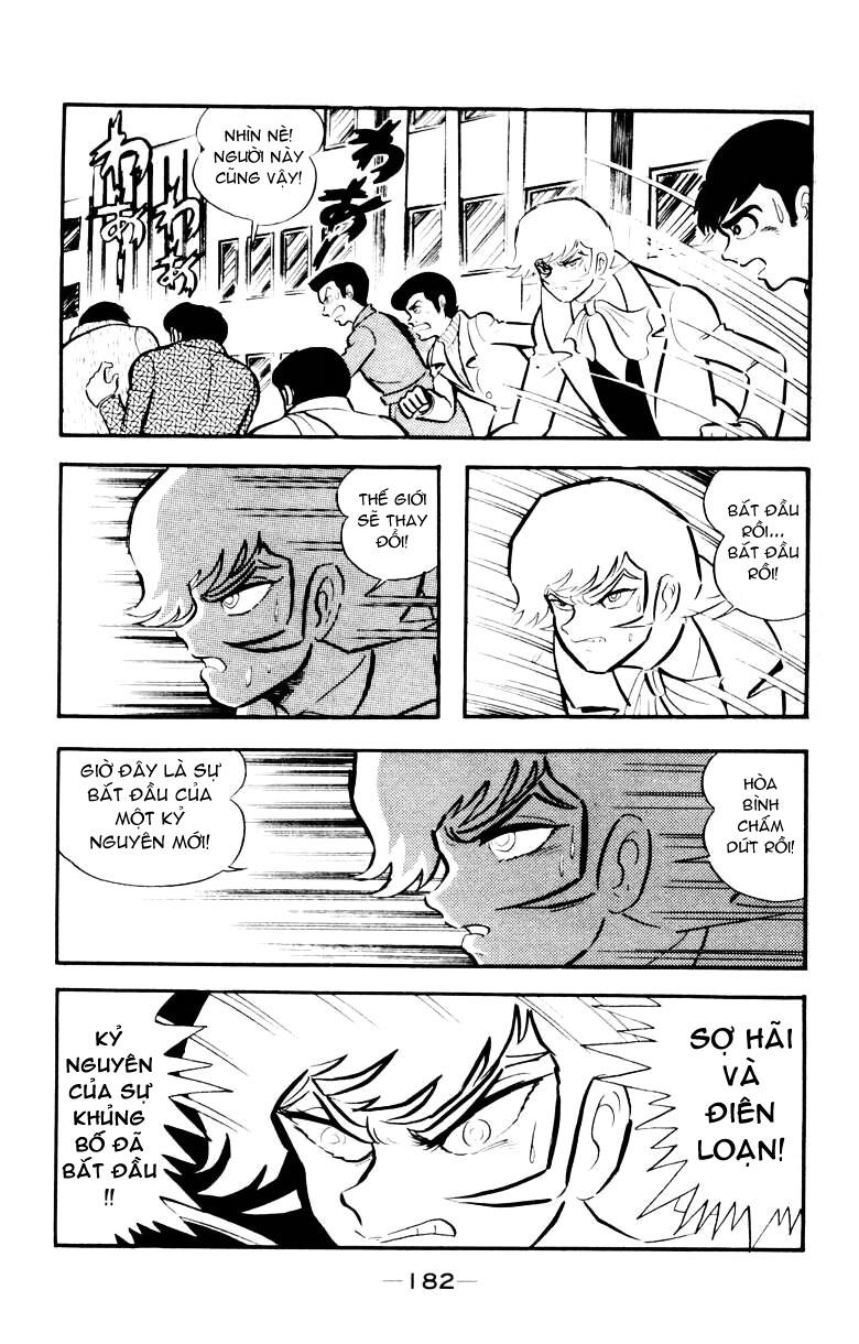 DevilMan chapter 15 trang 18
