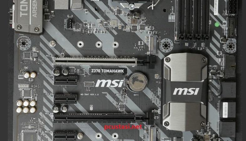 MSI-Z370-Tomahawk-Anakart