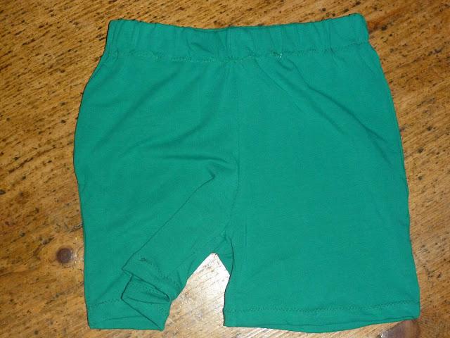 Freebook für Shorts für Kinder
