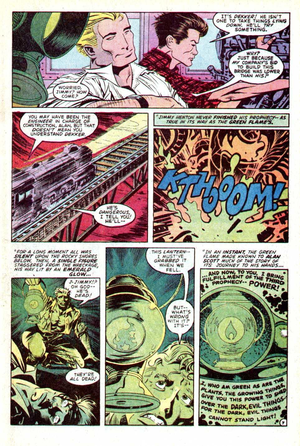 Read online Secret Origins (1986) comic -  Issue #18 - 24