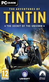 916JbqL7tSL. SY445  - The Adventures of Tintin Secret of the Unicorn-FLT