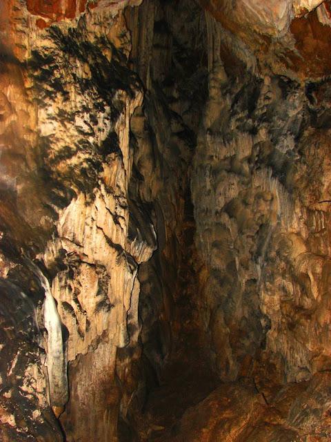 Второй зал пещеры