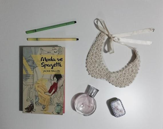 Kitap Yorumları | Moda ve Spagetti