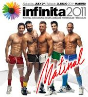 Infinitamentegay. Fiestas del Orgullo Gay de Madrid 2011