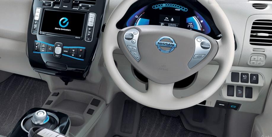 2018 Nissan Leaf 100 Electric