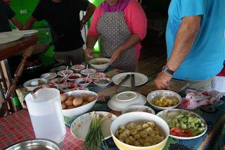 Phang Nga Bay cooking class