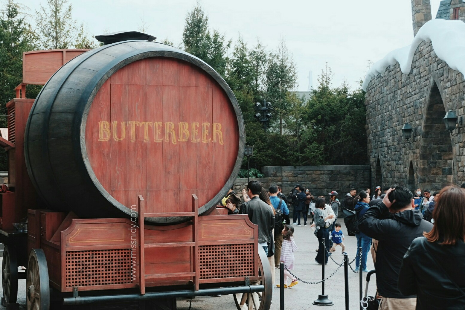butterbeer price in USJ