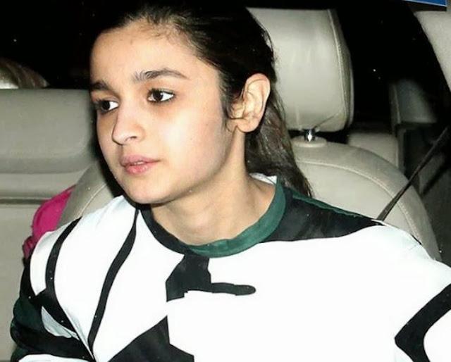 علياء بهات صور بدون مكياج  Alia Bhatt Pictures Without Makeup