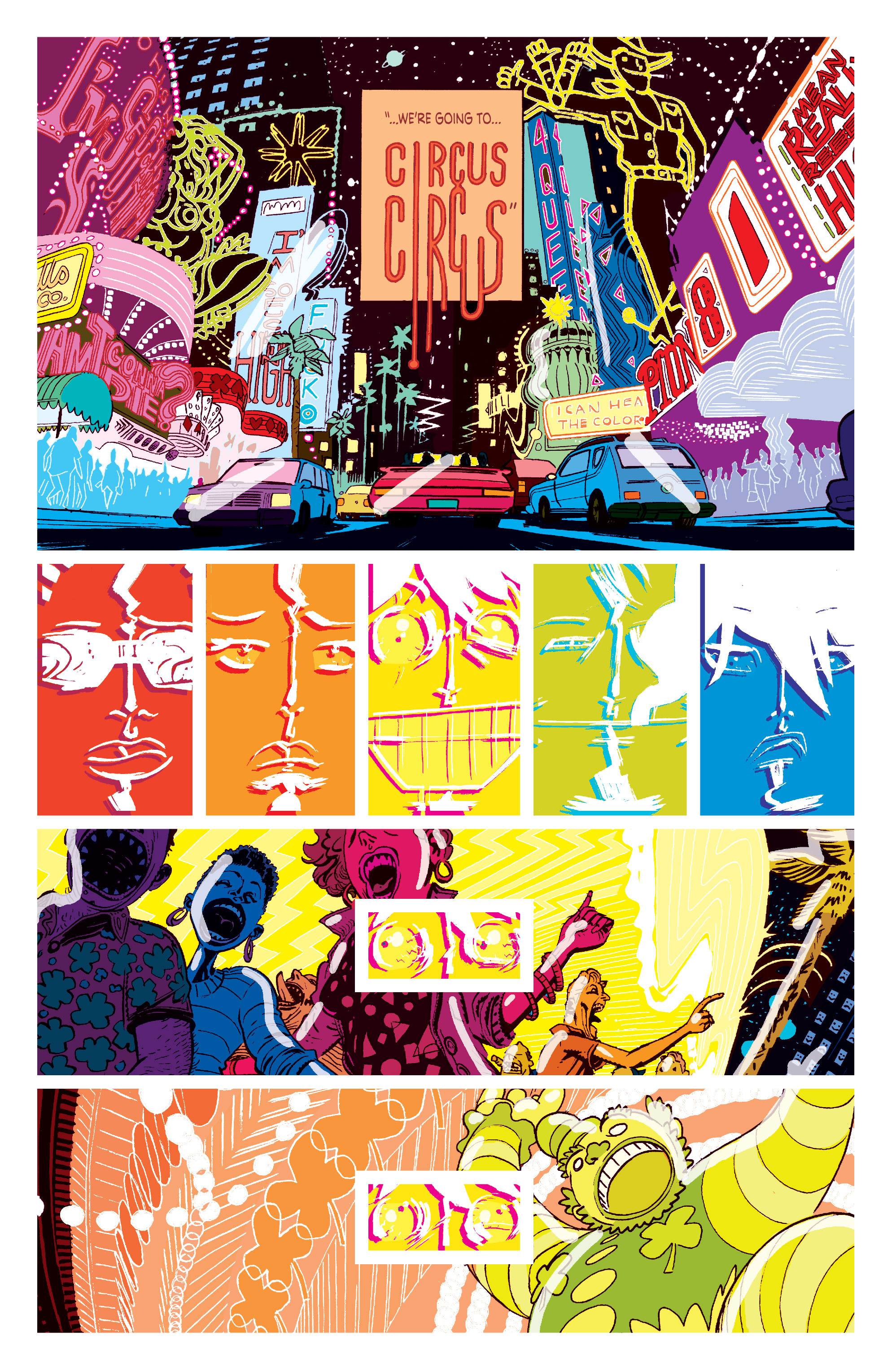 Read online Deadly Class comic -  Issue #4 - 20