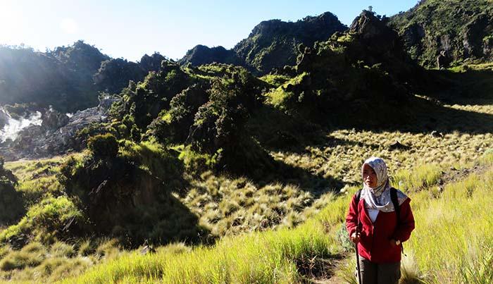 Kawasan Kaldera Gunung Sumbing