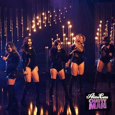 Fifth Harmony Work Chatty Man