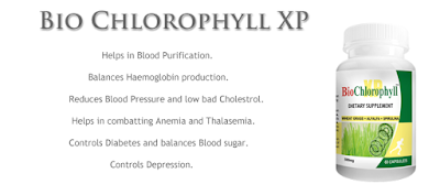 benefits of greens supplement capsules - bio chlorophyll xp