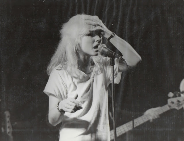 Debbie Harry Debbie Harry and Blondie live at The Roundhouse, London ...