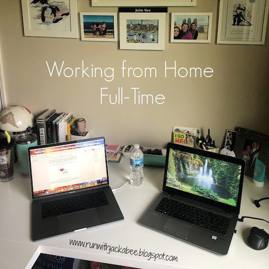 Adjusting to Working at Home