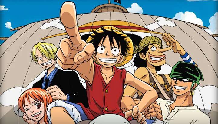 Anime Like One Piece