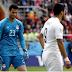 Uruguay consigue la victoria con su garra charrúa