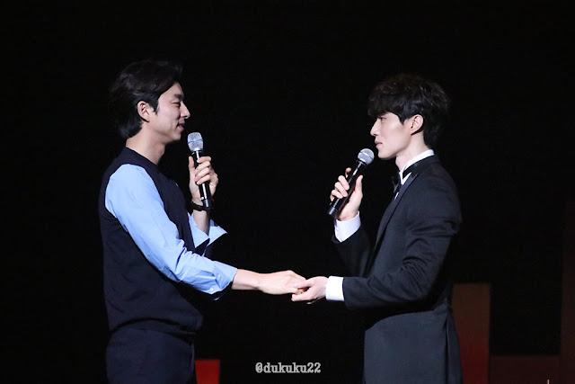 """Fan Meet Lee Dong Wook """"4 My Dear"""""""
