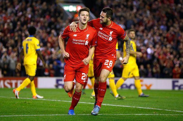 FC Sion vs Liverpool