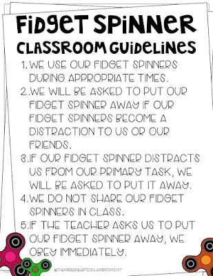 Using fidget spinners in the classroom can be a nightmare for teachers, but with this FREEBIE you'll have a great starting point to keep them used responsibly. Ask your 2nd, 3rd, 4th, 5th, 6th, 7th, or 8th grade classroom or home school students to sign this contract. Plus use the FREE download on the first day of school to get students engaged. They'll love having such a fun back to school activity that allows them to use their fidget spinners and fidget blocks. Grab your FREE downloads today!