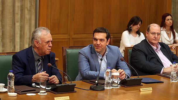 Αλέξης Τσίπρας: Μάχη για ανασυγκρότηση του κοινωνικού κράτους (vid)